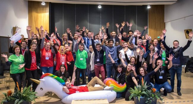 startup weekend mulhouse 2018