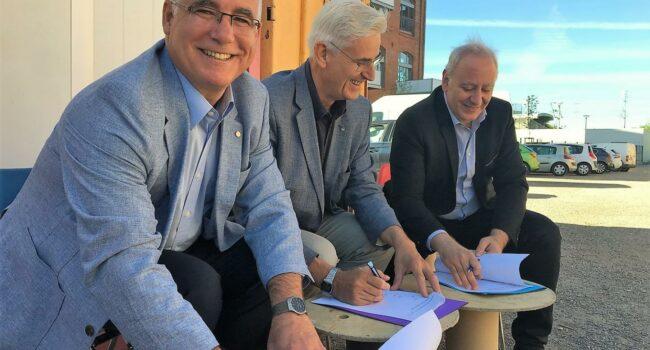 partenariat km0 mulhouse IDE trois rivieres