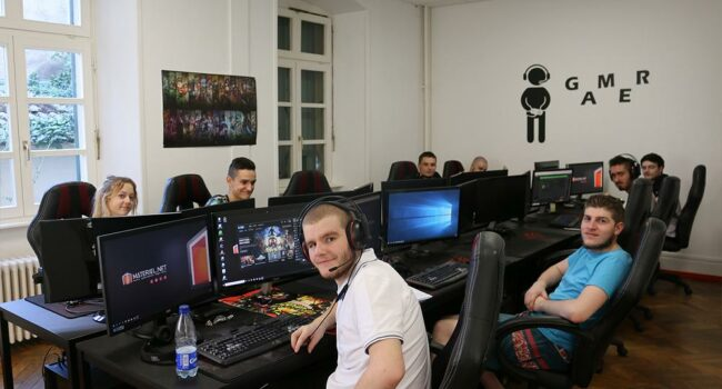 power house gaming formation esport