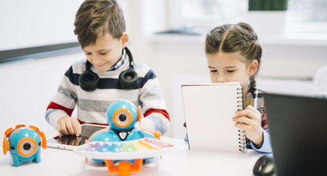 programme pedagogique coding robotique