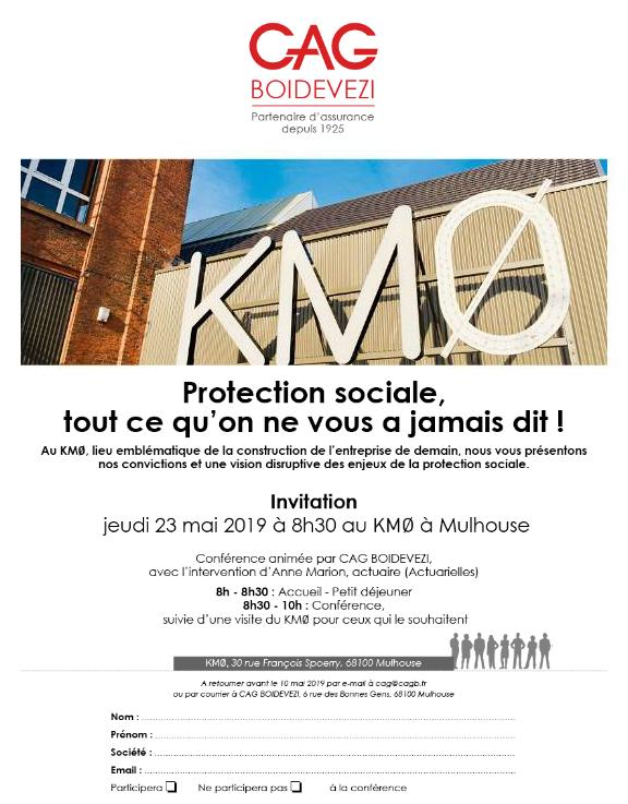 conference protection sociale