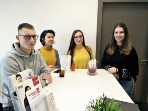 interview etudiants km0 mulhouse