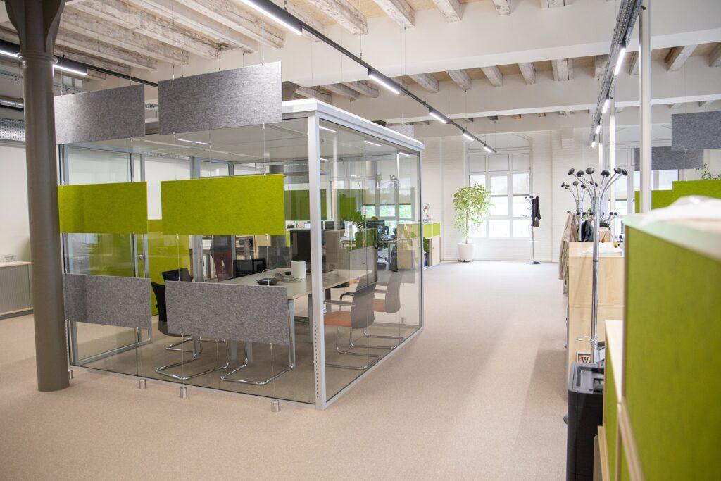Les bureaux de proALPHA à KMØ Mulhouse - © Mehdi Boswingel