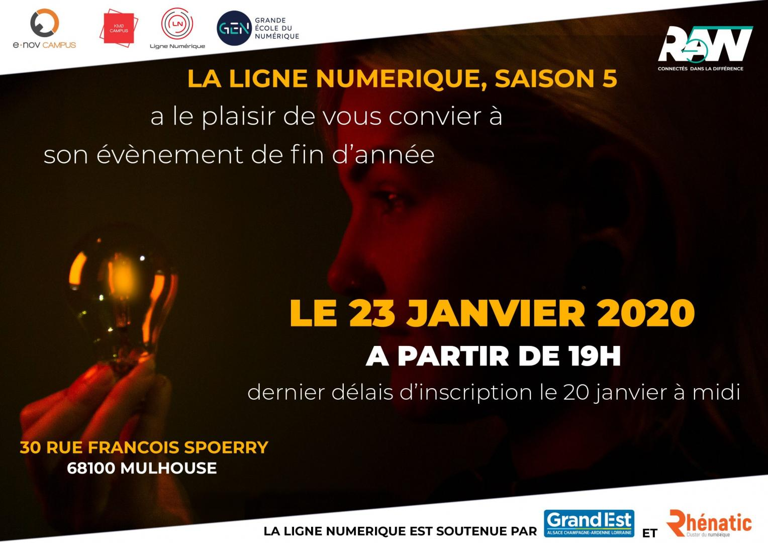 ligne numerique 5 mulhouse