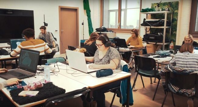candidat ligne numérique mulhouse