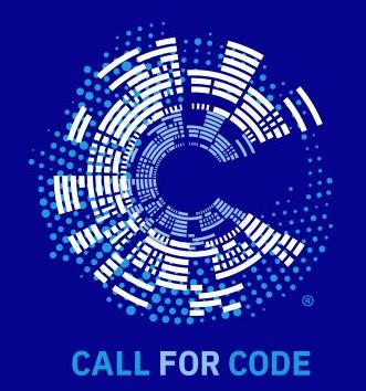 Call For Code Global Challenge 2021