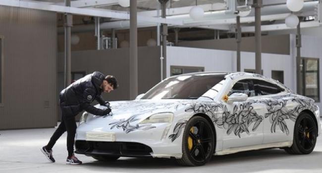 Porsche Taycan KM0