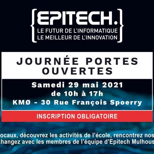 Journée Portes Ouvertes Epitech Mulhouse